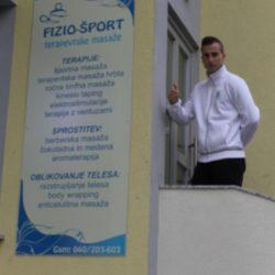 Matic Fink, nogometaš