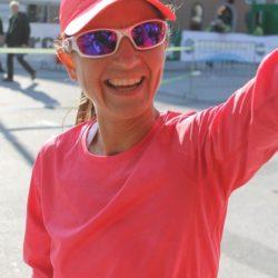 Petra Tramte, maratonka